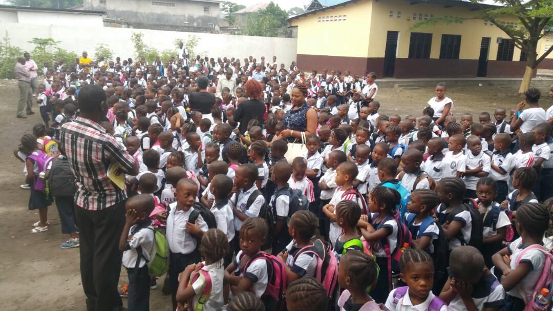 Projet de forage pour l'accès à l'eau potable en appui à la présence salésienne de  MAKELEKELE de Brazzaville
