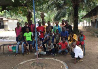 Soutien aux enfants hébergés dans la maison PAPY de la Cité des Jeunes Don Bosco LUKUNGA